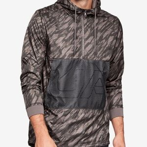Under Armour 💨 CAMO Windbreaker